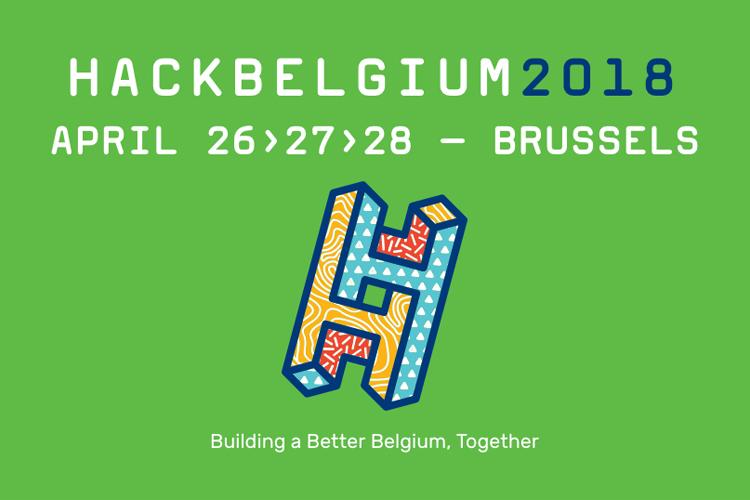 #Hackbelgium2018: drie dagen hacken voor een gezonder België
