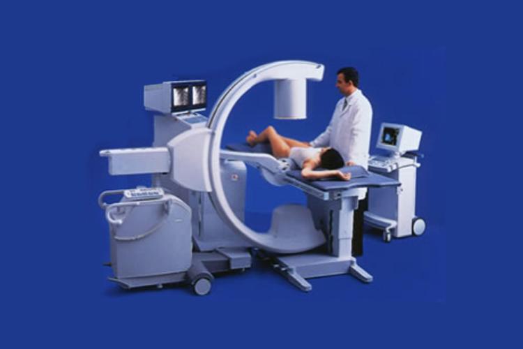 Een nieuwe niersteenvergruizer op de site van Braine-l'Alleud-Waterloo van de Chirec Ziekenhuisgroep